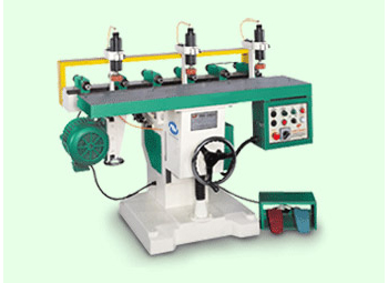 Hydraulic Vertical Multiple Spindle Boring Machine
